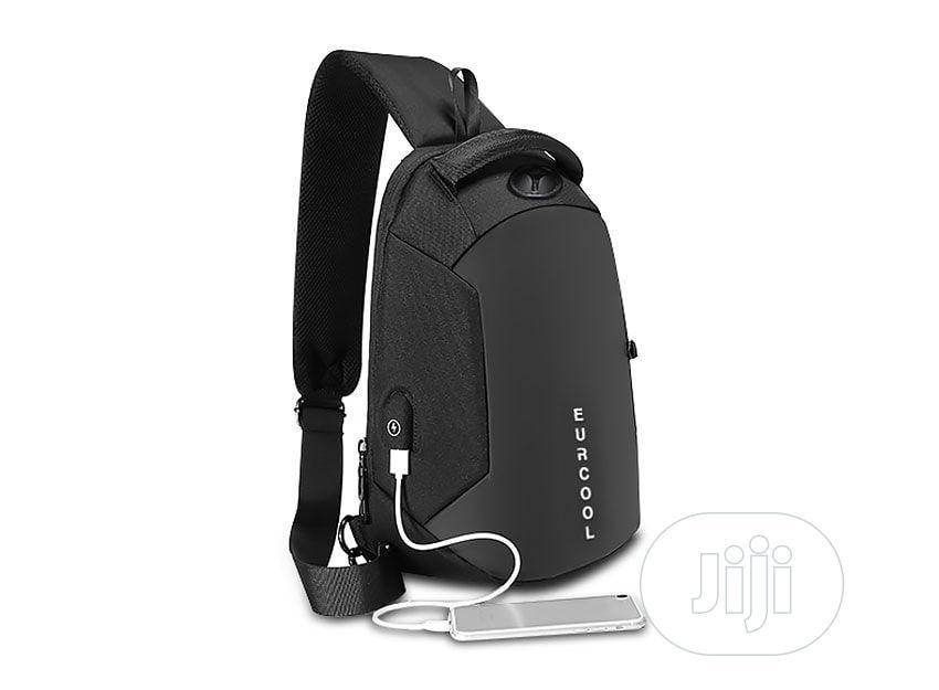Eurcool Multifunction Shoulder Bag For Men Business   Bags for sale in Oshodi, Lagos State, Nigeria