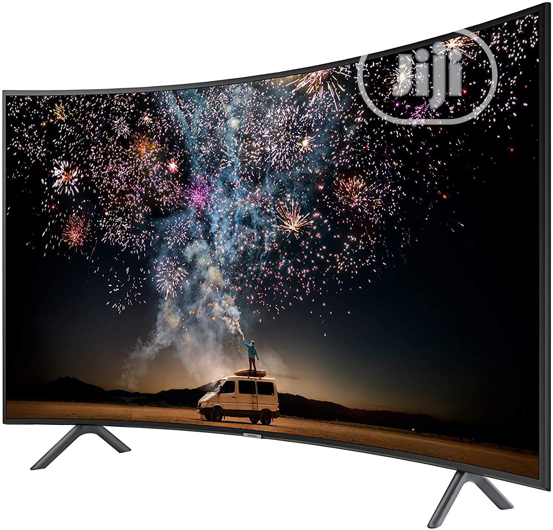 "Samsung 55"" RU7300 Curved Smart 4K UHD TV Series 7"
