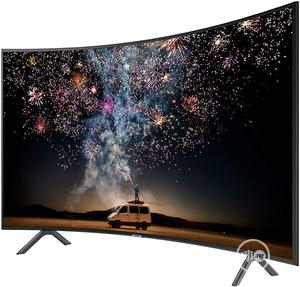 """Samsung 55"""" RU7300 Curved Smart 4K UHD TV Series 7   TV & DVD Equipment for sale in Lagos State, Ojo"""