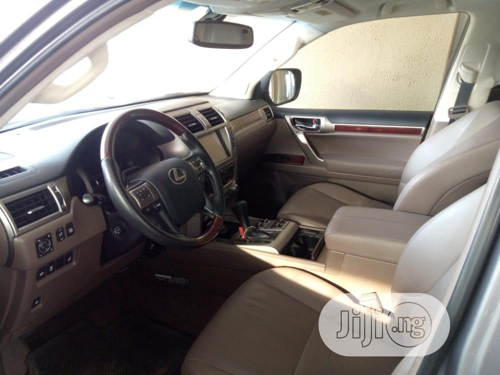 Lexus GX 2015 460 Luxury Gray | Cars for sale in Surulere, Lagos State, Nigeria