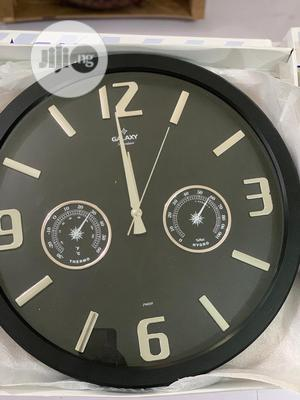 Galaxy Premium Wall Clock | Home Accessories for sale in Lagos State, Maryland