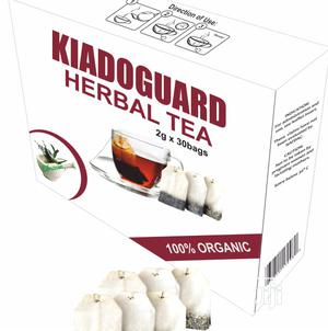 Kiadoguard Herbal Tea Is Used to Relieve Stress Disorder   Vitamins & Supplements for sale in Lagos State, Surulere