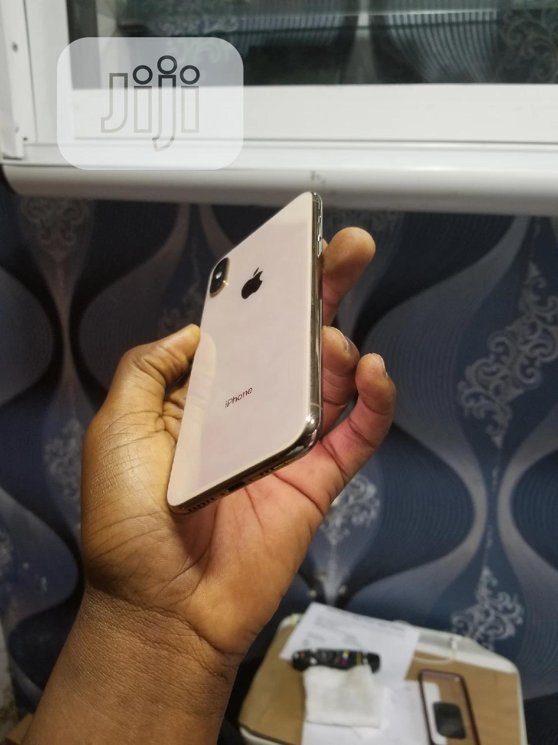 Apple iPhone XS 64 GB Gold | Mobile Phones for sale in Ikeja, Lagos State, Nigeria