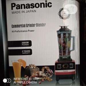 Panasonic Commercial Blender 3000W   Kitchen Appliances for sale in Lagos State, Lagos Island (Eko)