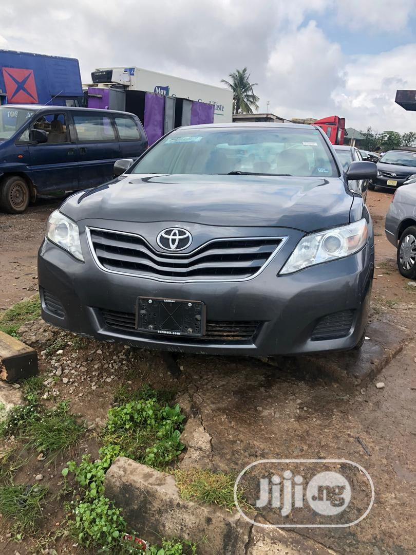 Toyota Camry 2010 Gray | Cars for sale in Ibadan, Oyo State, Nigeria
