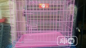 Pet Dog Crate Cage House 24 Inch   Pet's Accessories for sale in Lagos State, Agege