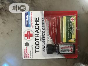 Red Cross Toothache Instant Pain Relief | Vitamins & Supplements for sale in Delta State, Ika South