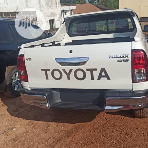 New Toyota Hilux 2019 SR5 4x4 White | Cars for sale in Enugu / Enugu, Enugu State, Nigeria
