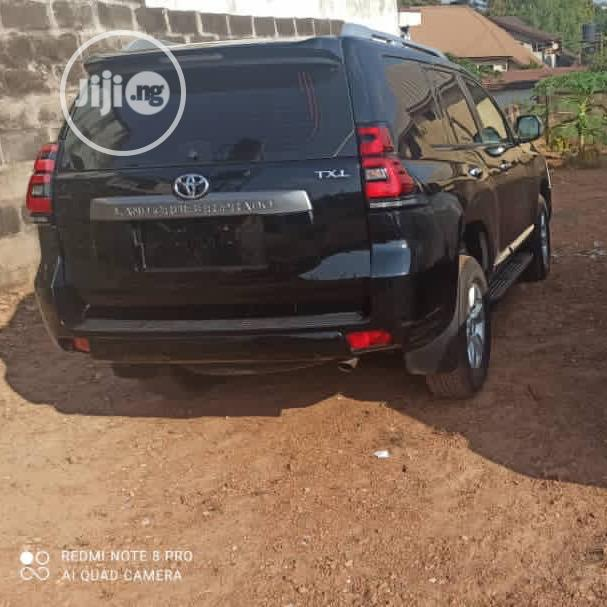 New Toyota Land Cruiser Prado 2020 Black | Cars for sale in Enugu, Enugu State, Nigeria