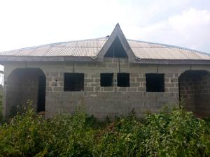 Half Plot Of Land Fence And Gate At Shasha . | Land & Plots For Sale for sale in Lagos State, Alimosho