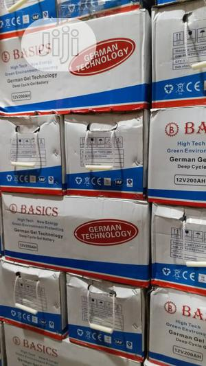 200AH Deep Cycle Battery | Solar Energy for sale in Lagos State, Lekki