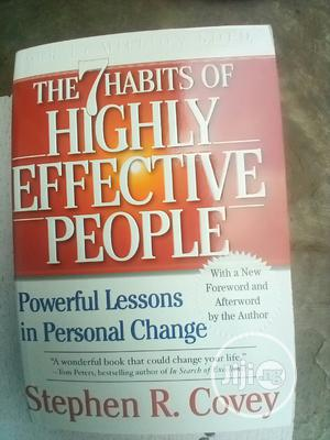 The 7 Habits Of Highly Effective People   Books & Games for sale in Lagos State, Surulere