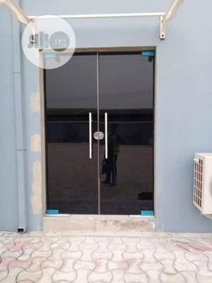 Rimless Glass Door   Doors for sale in Abuja (FCT) State, Guzape District
