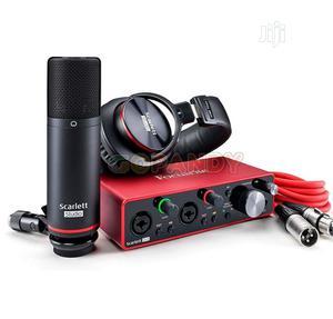 Scarlett 2i2 Usb Audio Interface   Audio & Music Equipment for sale in Lagos State, Ojo