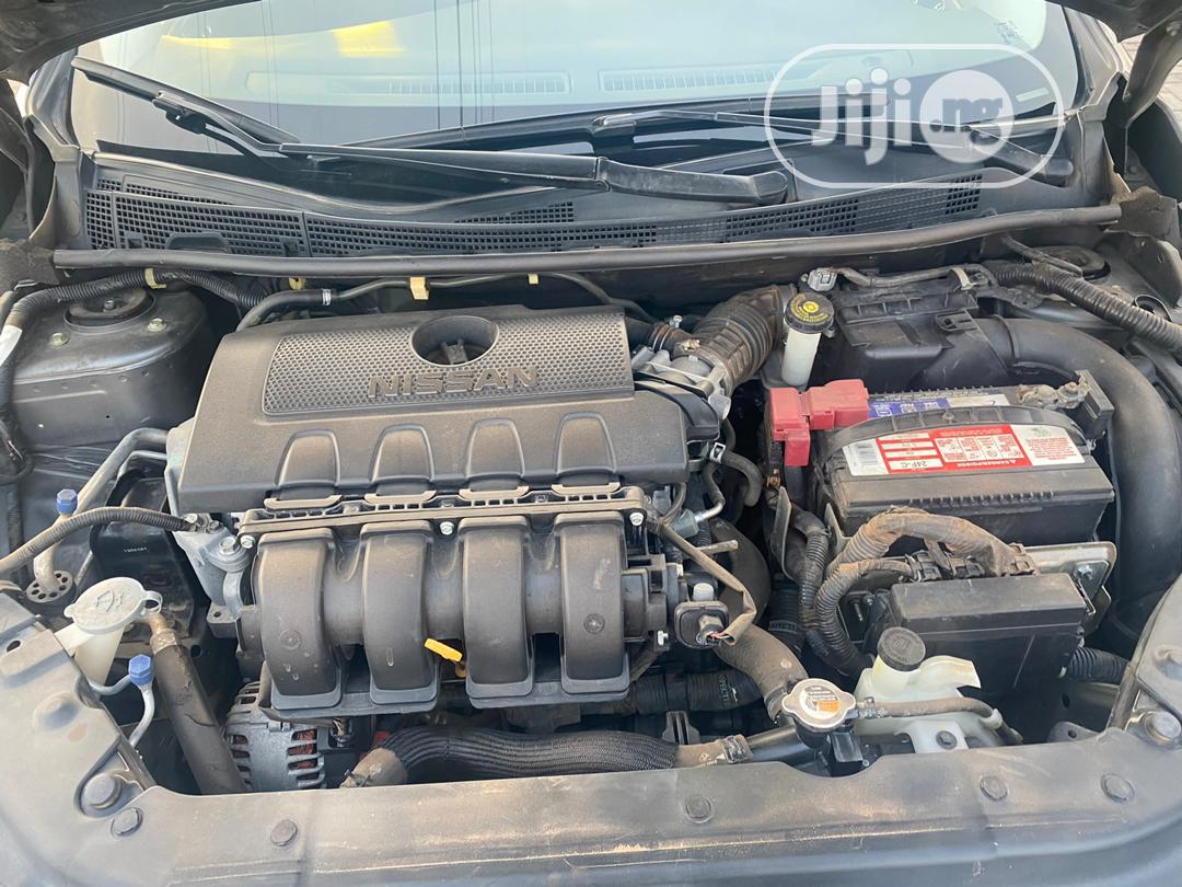 Archive: Nissan Almera 2015 Gray