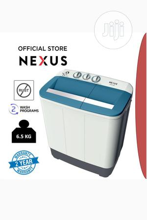 Nexus 6.5KG Twin Tub Semi Automatic Washing Machine   Home Appliances for sale in Abuja (FCT) State, Wuse