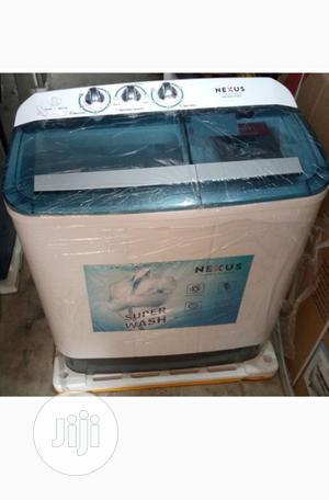 Nexus NX-WM-9SASB (9.2kg) Semi-Automatic Washing Machine | Home Appliances for sale in Abuja (FCT) State, Galadimawa