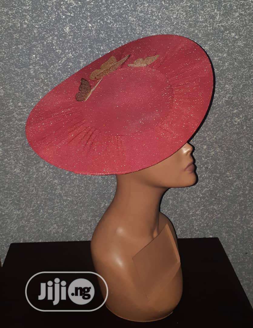 Beautiful Fascinator Hat | Clothing Accessories for sale in Oshodi, Lagos State, Nigeria