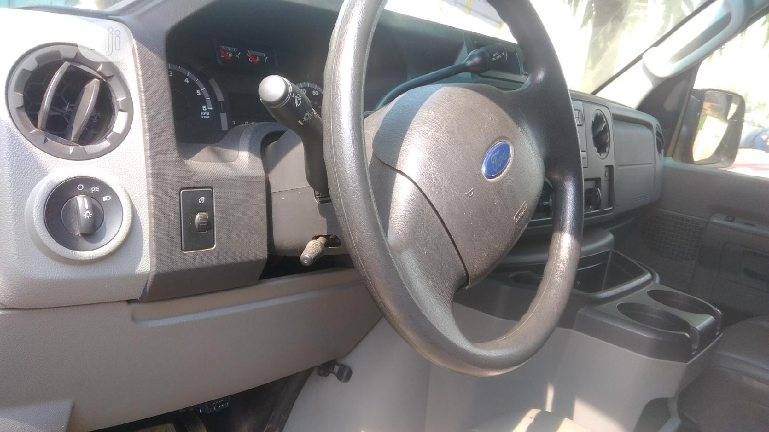 Tokunbo Ford E350 2012 Red | Buses & Microbuses for sale in Abule Egba, Lagos State, Nigeria