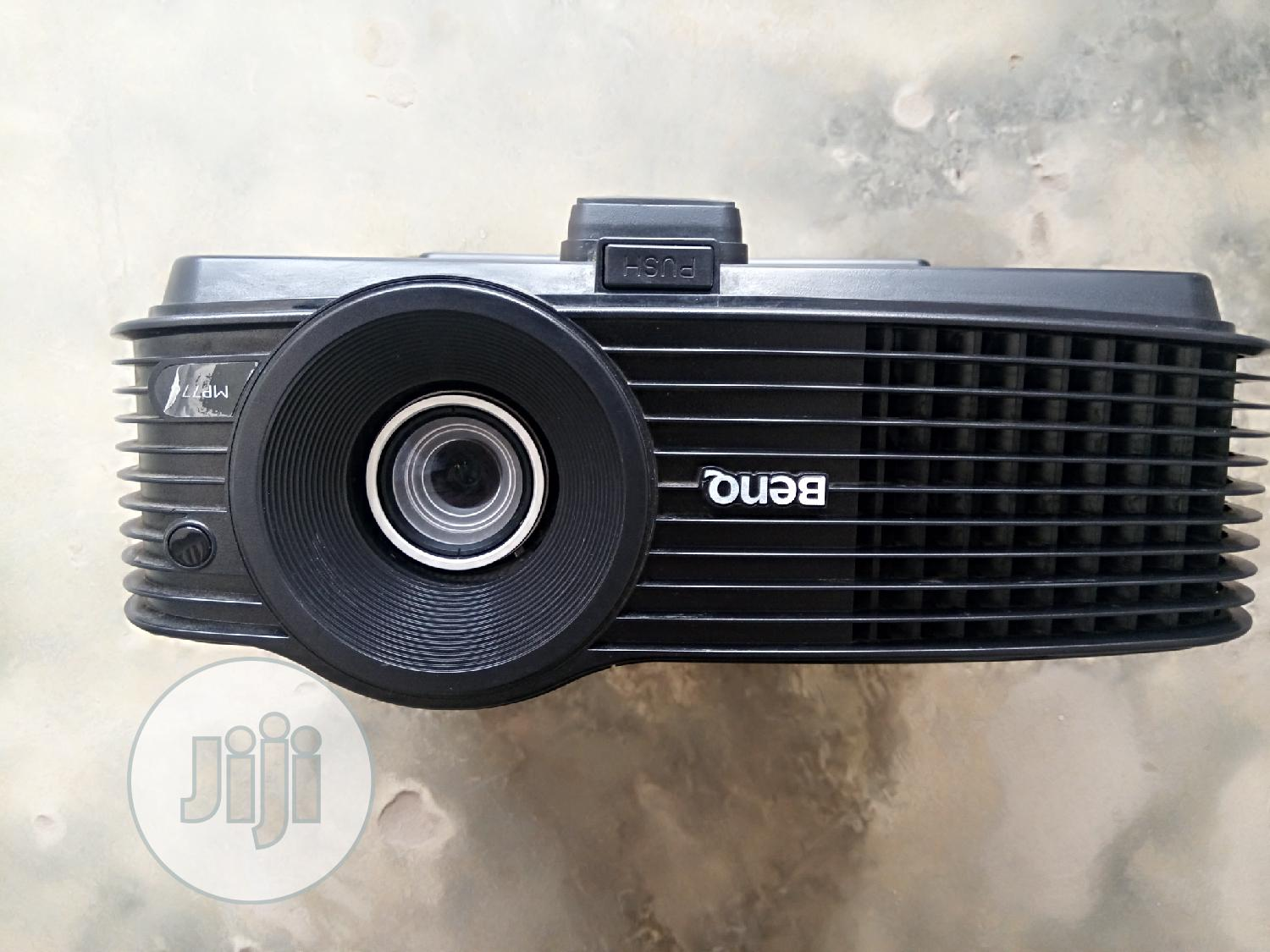 Benq Projector MP776   TV & DVD Equipment for sale in Ikeja, Lagos State, Nigeria