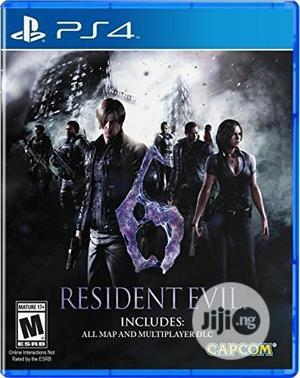 Resident Evil 6 - Playstation 4 | Video Games for sale in Lagos State, Ajah
