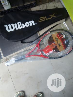 Wilson Long Tennis Racquet   Sports Equipment for sale in Lagos State, Ajah