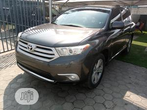 Toyota Highlander 2013 Limited 3.5l 4WD Gray   Cars for sale in Lagos State, Lekki