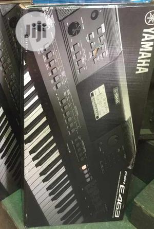 Yamaha Keyboard PSR E 463 | Musical Instruments & Gear for sale in Lagos State, Mushin