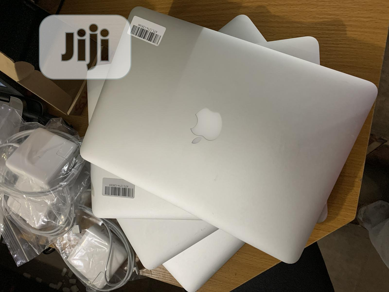 Laptop Apple MacBook Pro 8GB Intel Core i5 SSD 128GB | Laptops & Computers for sale in Ikeja, Lagos State, Nigeria