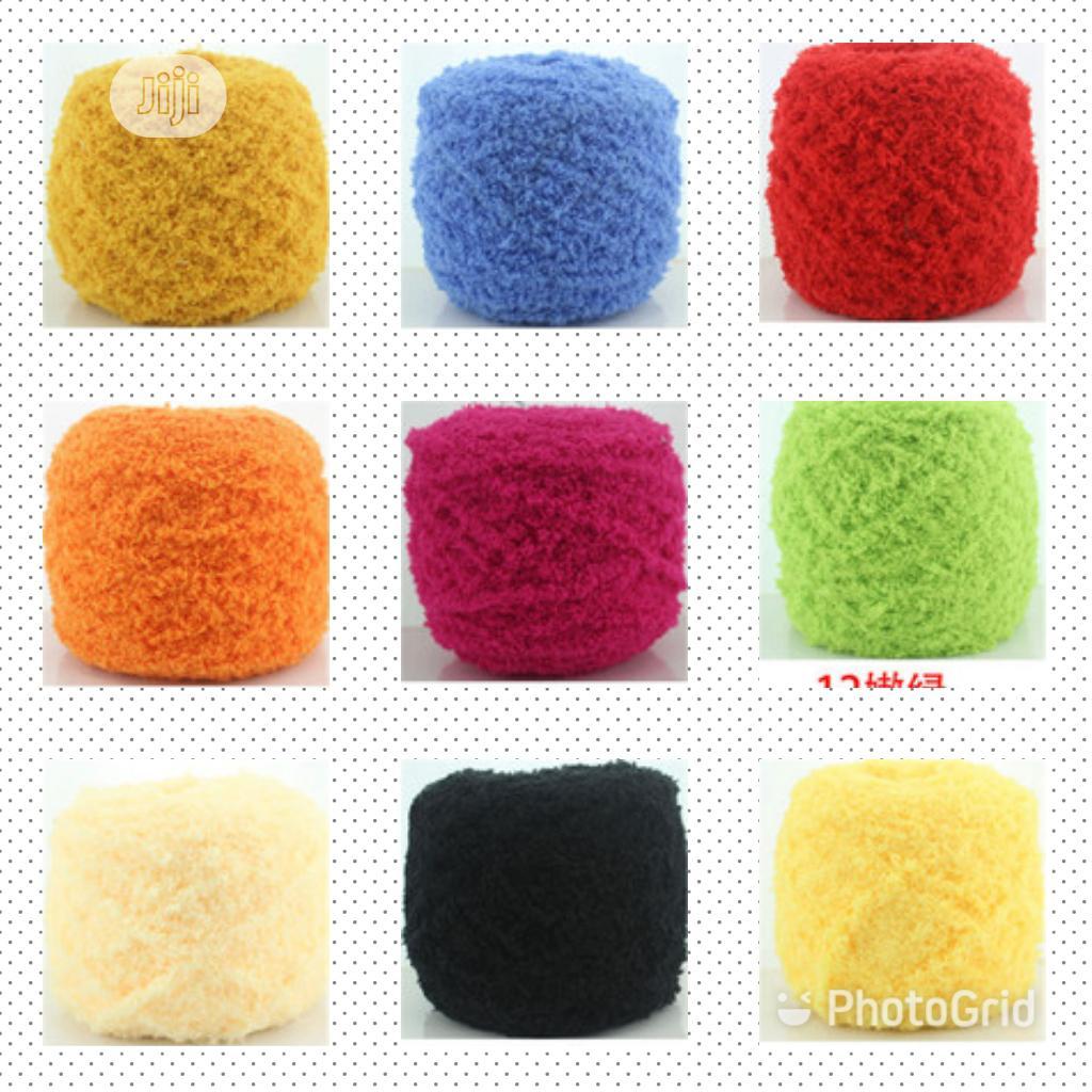 Archive: Coral Fleece Yarn