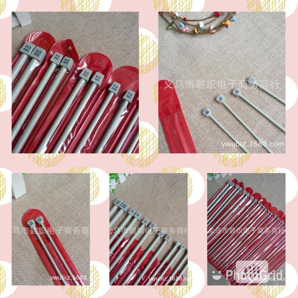 Aluminium Knitting Needles