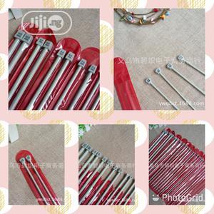Aluminium Knitting Needles   Arts & Crafts for sale in Abuja (FCT) State, Kubwa