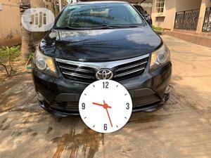 Toyota Avensis 2012 Black | Cars for sale in Ogun State, Abeokuta South