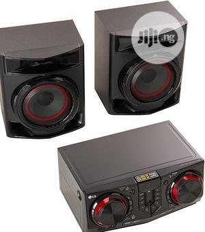 LG X BOOM EVOLUTION POWERFUL Sound + Bluetooth , Dj Effect   Audio & Music Equipment for sale in Lagos State, Ojo