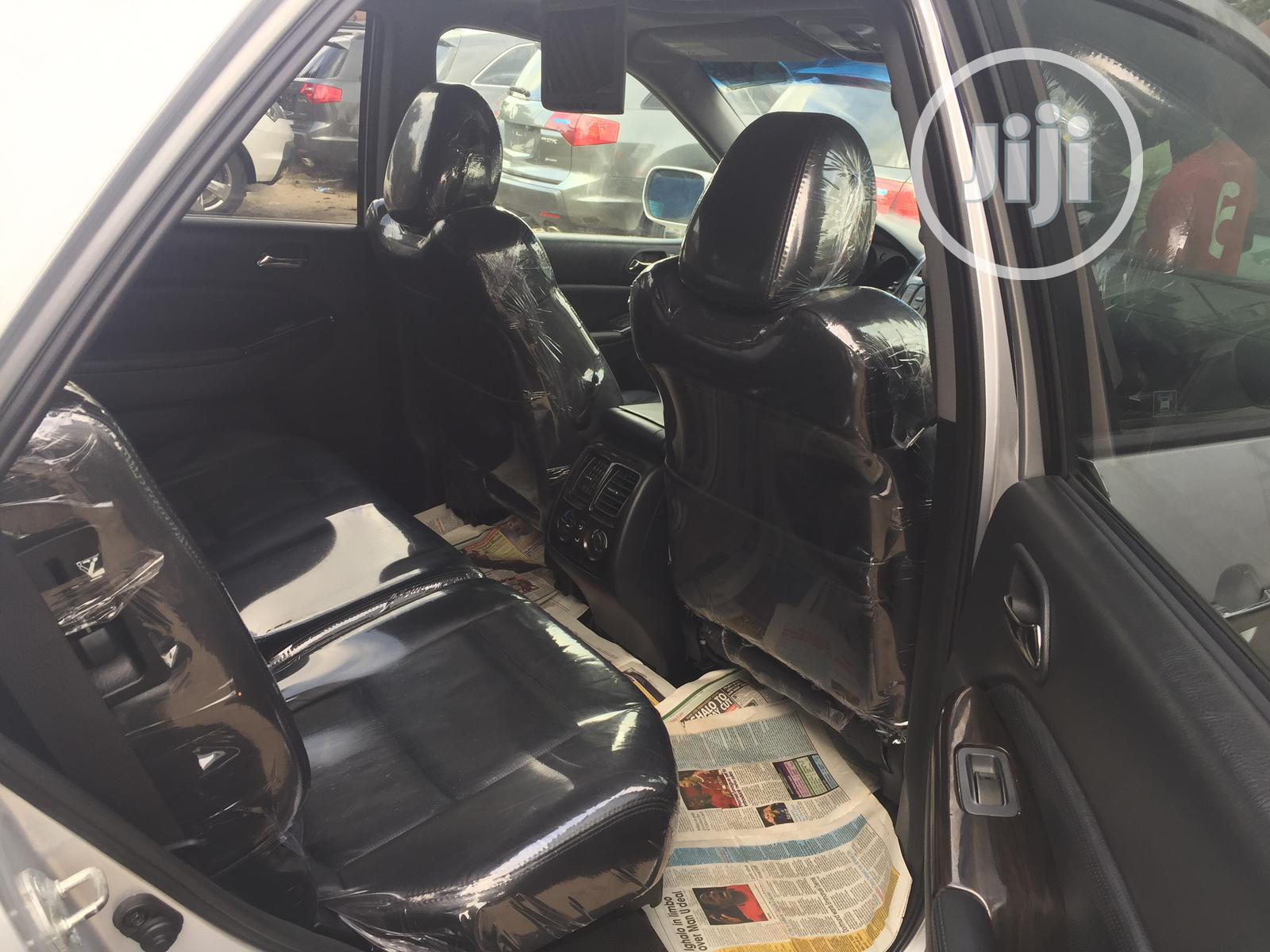 Acura MDX 2006 Silver | Cars for sale in Apapa, Lagos State, Nigeria