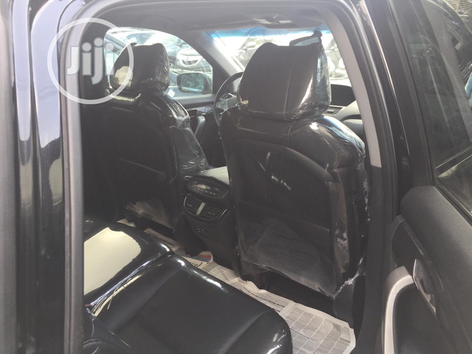 Acura MDX 2009 Black   Cars for sale in Apapa, Lagos State, Nigeria
