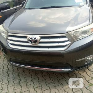 Toyota Highlander 2013 Gray   Cars for sale in Lagos State, Ikeja