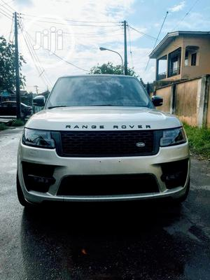 Land Rover Range Rover Sport 2015 Silver   Cars for sale in Lagos State, Surulere