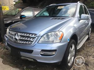 Mercedes-Benz M Class 2010 Blue | Cars for sale in Lagos State, Ojo