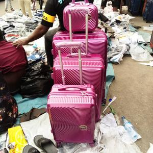 Fashion And Class Plastic Luggage   Bags for sale in Lagos State, Ikeja
