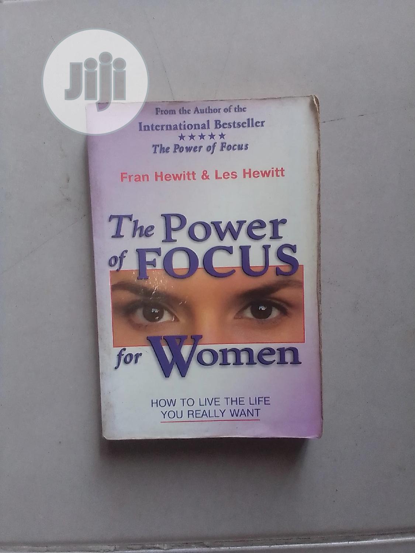 The Power Of Focus For Women By Fran Hewitt & Les Hewitt