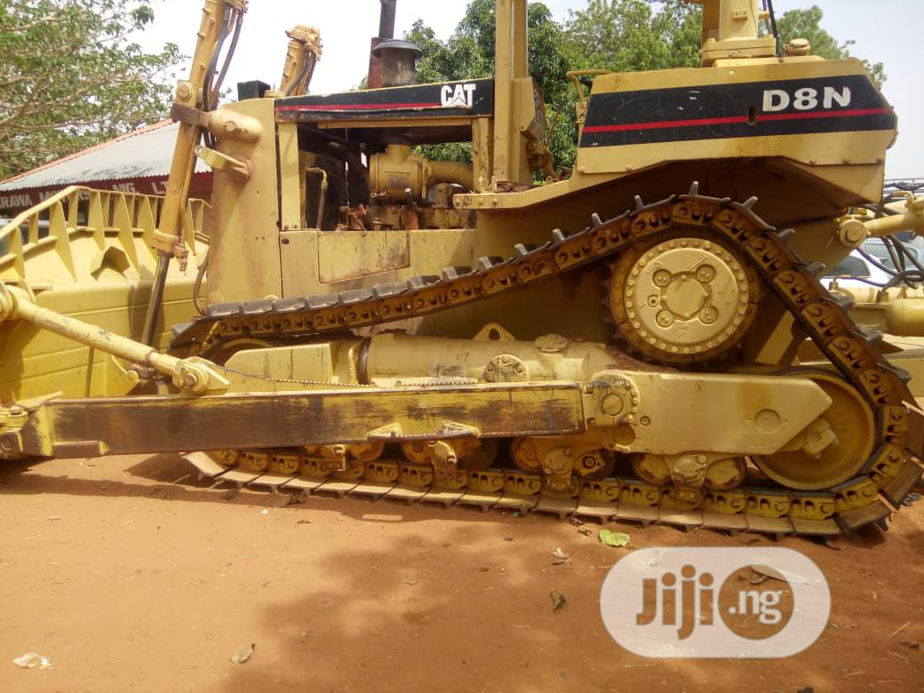Cat Bulldozer D8N 2002 | Heavy Equipment for sale in Port-Harcourt, Rivers State, Nigeria