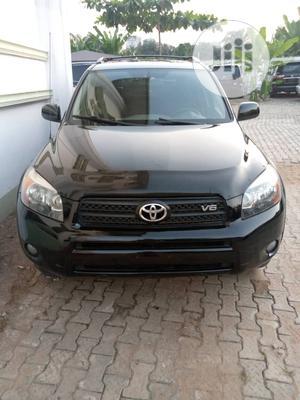 Toyota RAV4 2009 4x4 Black | Cars for sale in Lagos State, Ikeja