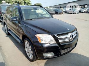 Mercedes-Benz GLK-Class 2010 350 4MATIC Black   Cars for sale in Lagos State, Apapa
