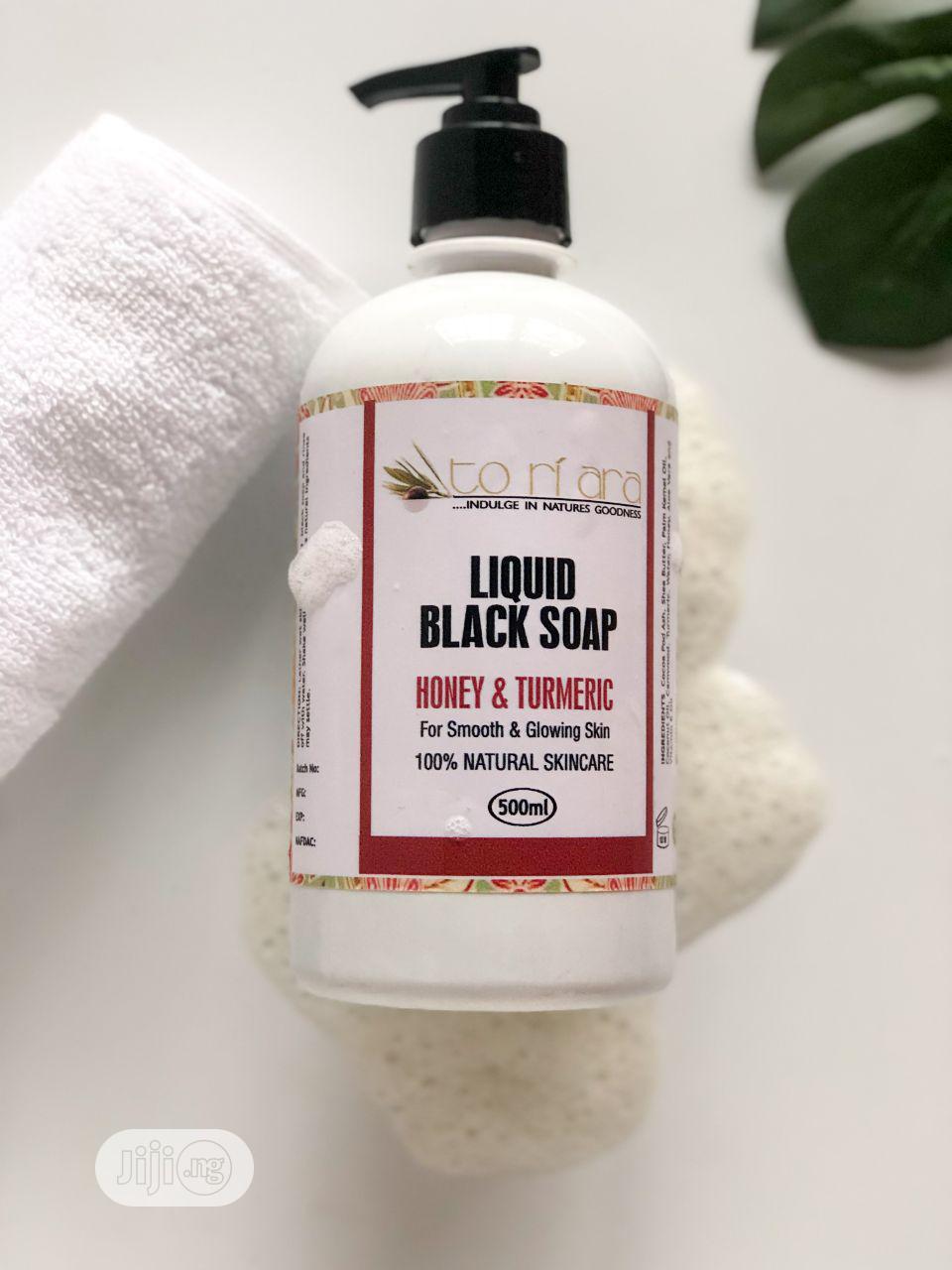 Archive: Liquid Black Soap