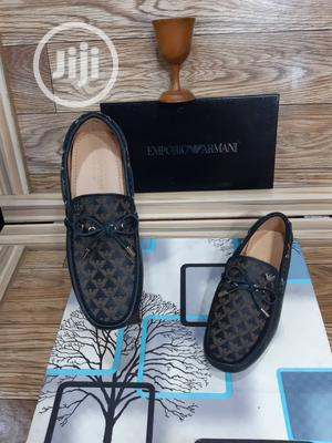 Armani and Louis Vuitton Men Loafers Shoe . High Quality | Shoes for sale in Lagos State, Lagos Island (Eko)