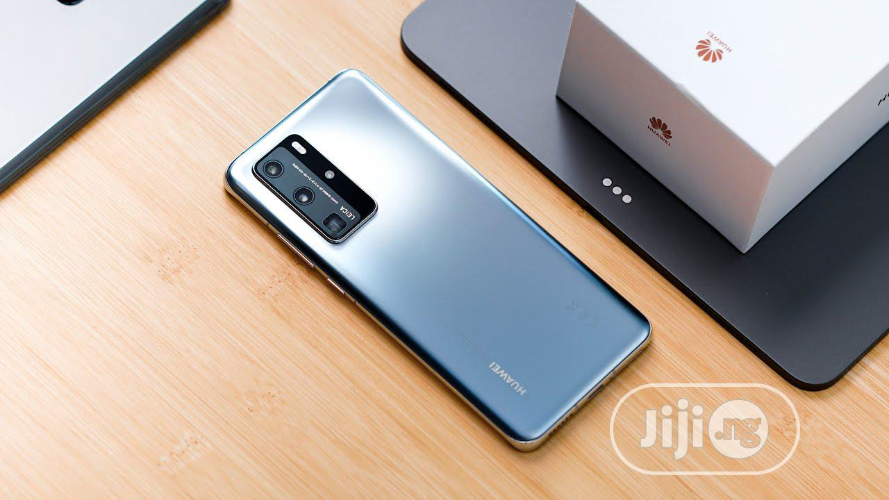 Archive: New Huawei P40 Pro 256 GB Silver