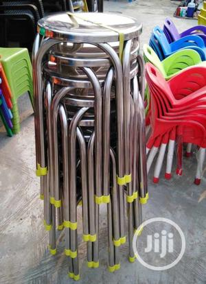 Steel Stools   Furniture for sale in Lagos State, Ojo