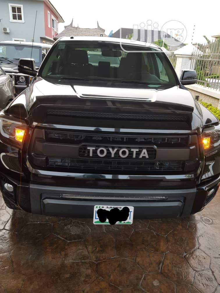 Toyota Tundra 2016 Black | Cars for sale in Lekki, Lagos State, Nigeria