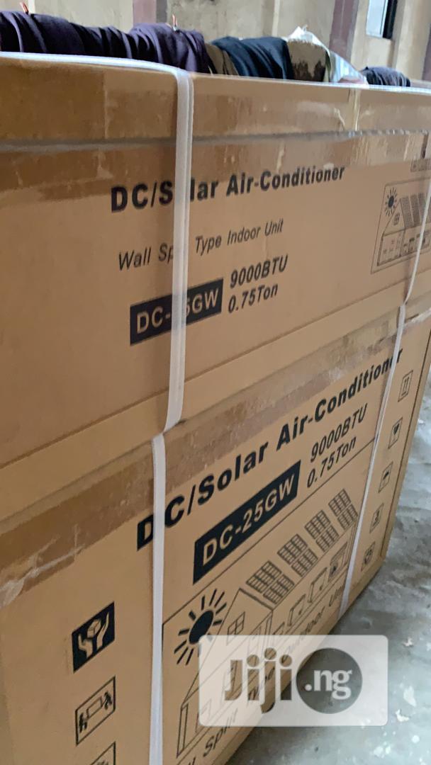 1 Horsepower DC Solar Air Conditioner | Solar Energy for sale in Ojo, Lagos State, Nigeria